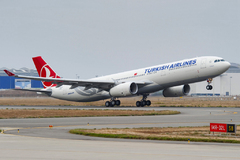 Airbus A330-300 de Turkish Airlines