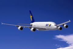 Airbus A380 929