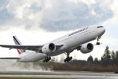 Le 200e Boeing livré à Air France, un 777-300ER