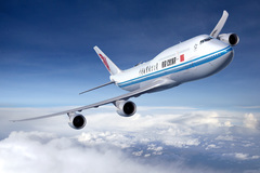 Boeing 747-8 Intercontinental aux couleurs d'Air China