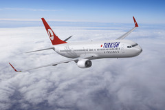 Boeing 737-900ER Next-Generation de Turkish Airlines