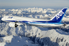 Boeing 787-8 Dreamliner d'All Nippon Airways