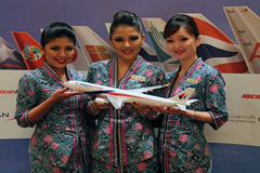 Malaysia Airlines se joint à l'alliance oneworld