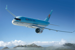 CSeries aux couleurs de Korean Air