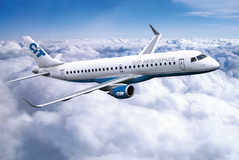 Embraer 190 aux couleurs de CIT Aerospace