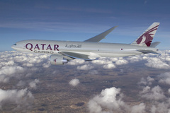 Boeing 777F de Qatar Airways