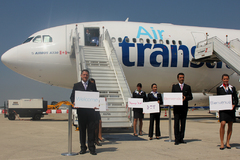 Equipage d'Air transat