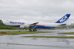 Boeing 747-8F Nippon Cargo Airlines