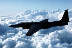 U-2 en vol