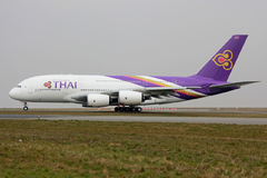 Airbus A380 Thai Airways International