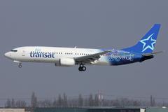 air transat aura ses boeing 737 actualit 233 a 233 ronautique aeroweb fr net