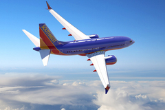 Boeing 737 max 7 Southwest Airlines