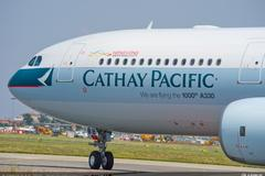 Airbus A330 Cathay Pacific