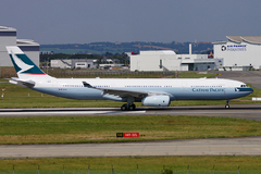 Airbus A330-300 de Cathay Pacific