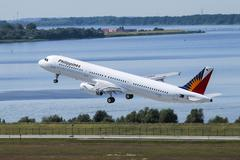 Airbus A321 Philippine Airlines