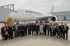 9 ème Airbus A380 Air France