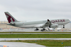 Airbus A330-200F Qatar Airways Cargo