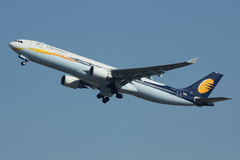 Airbus A330-300 Jet Airways