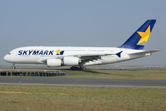 Airbus A380 Skymark Airlines