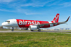 Airbus A320 AirAsia India