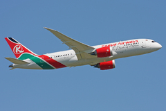 Boeing 787 Kenya Airways