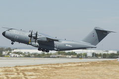 Premier Airbus A400M Royal Air Force