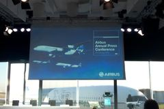 Conférence annuelle Airbus