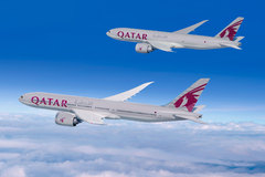 Boeing 777-8X Qatar Airways