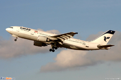 Airbus A300 - Iran Air