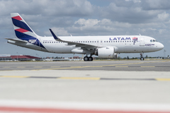 Airbus A320neo LATAM  Airlines