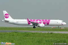 Airbus A321 Wow Air