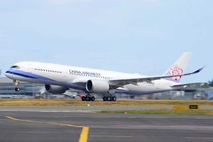 Airbus A350 China Airlines
