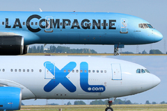 XL Airways et La Compagnie