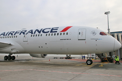 Cérémonie Boeing 787 Air France