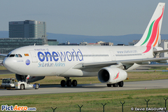 Airbus A330 Srilankan Airlines OneWorld livery