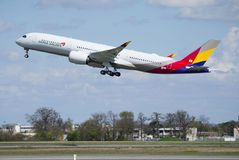 Airbus A350 Asiana Airlines
