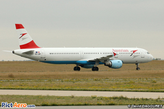 Airbus A321 Austrian Airlines
