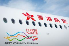 Airbus A350 Hong Kong Airlines