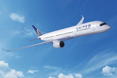 Airbus A350-900 United Airlines