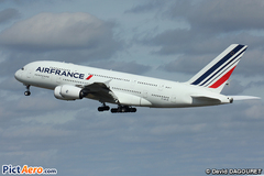 Airbus A380 Air France F-HPJE
