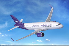 Airbus A320neo Wataniya Airways