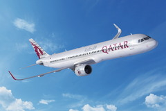 Airbus A321neo ACF Qatar Airways