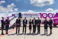 100e Airbus A320 Wizz Air