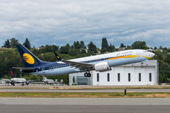 Boeing 737 Max Jet Airways