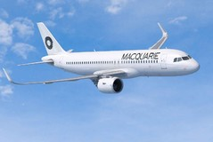 Airbus A320neo de Macquarie AirFinance