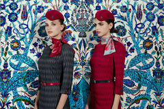 Uniformes turkish airlines