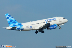 Airbus A320 Cobalt Air