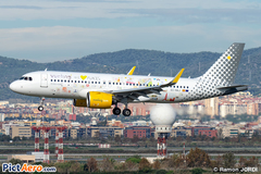 Airbus A320neo Vueling