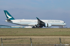 Airbus A350-900 Cathay Pacific