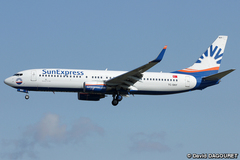 Boeing 737-800 SunExpress
